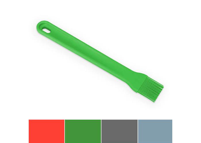Venn Silicone Pastry Brush Green - 1