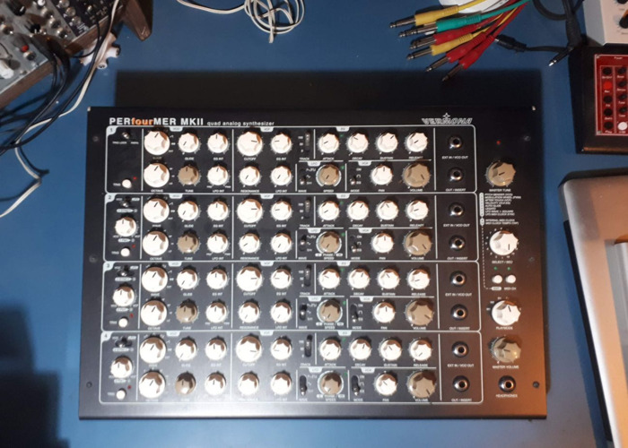 Vermona Perfourmer (CV / Gate version) Synth, Synthesizer - 1