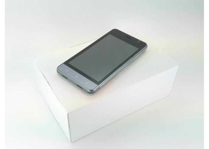 "VERVE IMO Q SIM-FREE 4""  3G SMARTPHONE - PRISTINE CONDITION- GREY - 1"