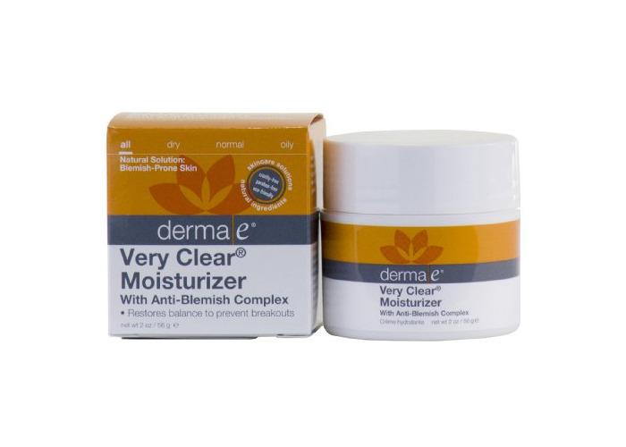 Very Clear Moisturizer, Anti-Blemish Complex, 2 oz (56 g) - Derma E - UK Seller - 1