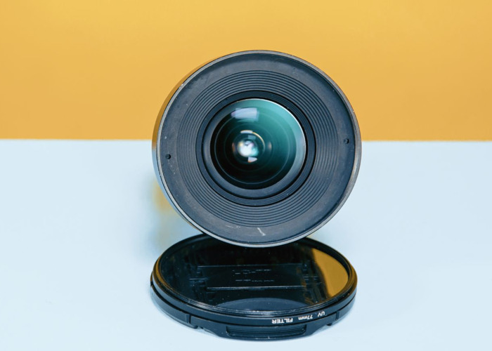 Veydra 4k T2.2 MFT Cine Primes Lens perfect for GH5 and BMPCC 4K, 16mm 35mm 85mm - 2