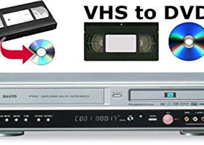 VHS to DVD Recorder - 1
