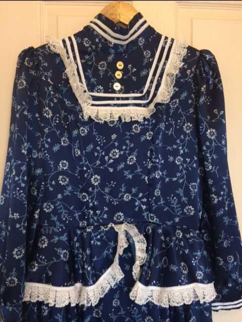 Victorian dress - 2