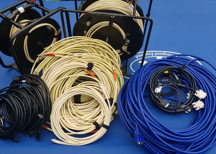 Video cables package - 1