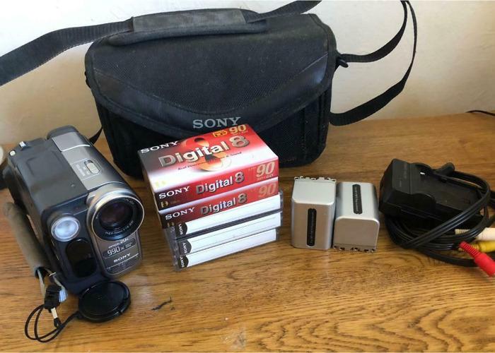 Video camera kit - 1