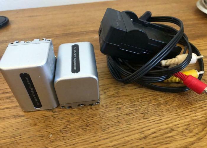 Video camera kit - 2
