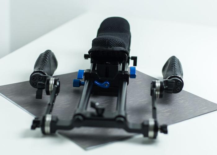 Video Camera Shoulder Rig - 2