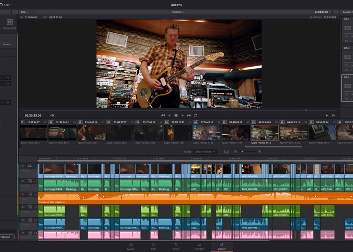 Professional Video Editor (Adobe CC and DaVinci Resolve) - 2