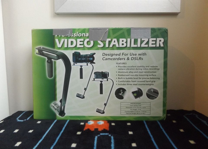Video Stabilization Gimbal - 1