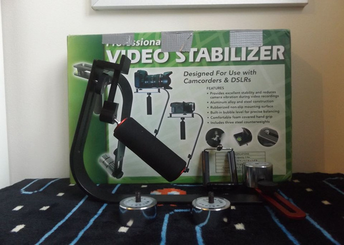 Video Stabilization Gimbal - 2