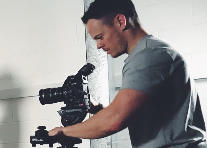 Videographer / camera with operator - 1