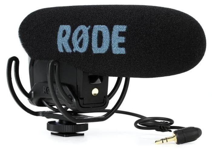 VideoMic Pro R Camera-mount Shotgun Microphone - 1