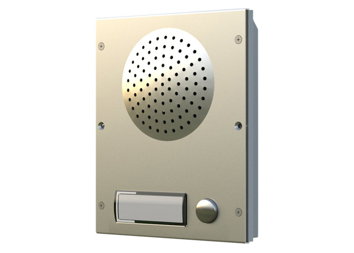 VIDEX 836M Series Speaker Panel - 1 Button - 1