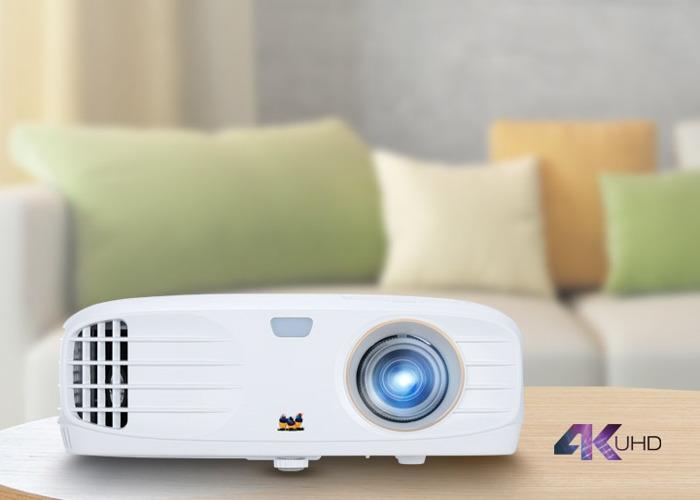 K4 Projector - ViewSonic PX747 4K Home Cinema  3500 Lumens - 1
