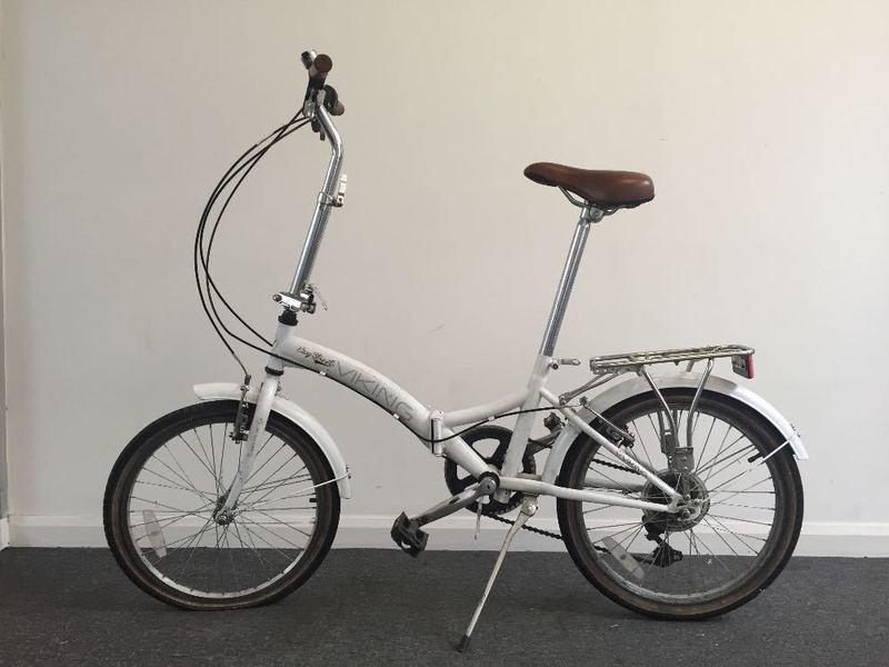 Viking Easy Street Folding Bike - 1