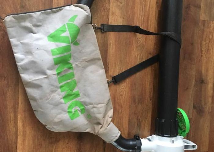 Viking garden leaf blower - 1