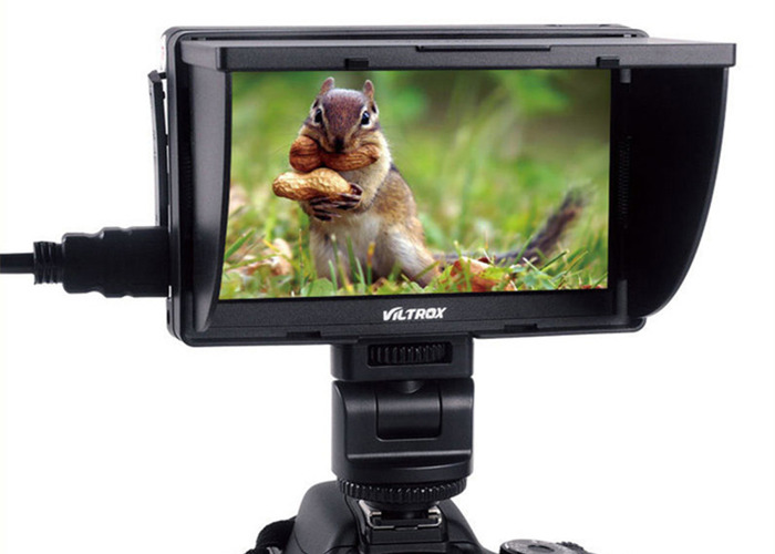 "Viltrox 5"" inch DSLR Field Monitor Screen HDMI BUNDLE - 1"