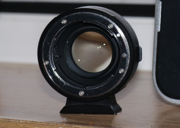 VILTROX EF-EOS M2 Electronic Auto Focus 0.71x Focal Reducer  - 1