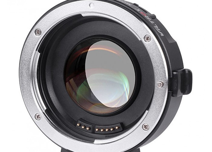 Viltrox EF-M2 II Speedbooster 0.71x MFT M43 Micro Four Thirds Auto Focus Lens Mount Adapter Speed Booster - 2