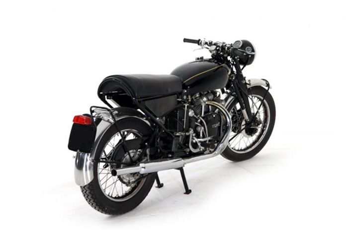 Vincent Motorcycles Rapide (1955) - 2
