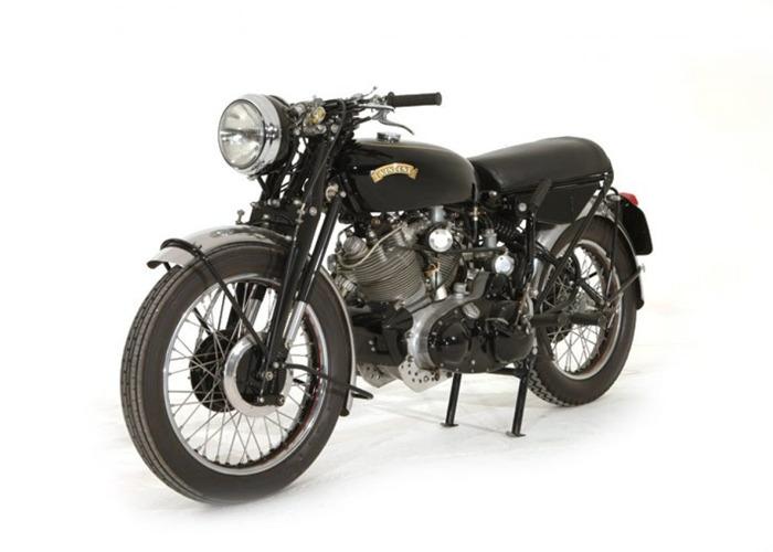 Vincent Motorcycles Rapide (1955) - 1
