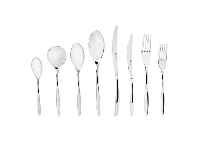 Viners Style Premium 18.10 Stainless Steel 44 Piece Cutlery Canteen - 2
