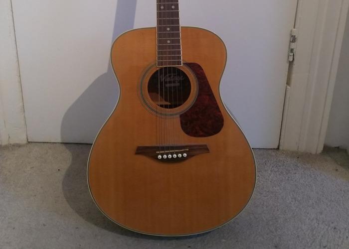 Vintage Acoustic Guitar - 1