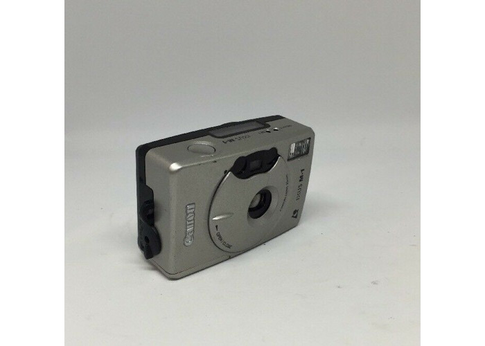 Vintage Canon IXUS M-1 APS Camera 23mm wide angle Panorama zoom Lens TESTED #275 - 1