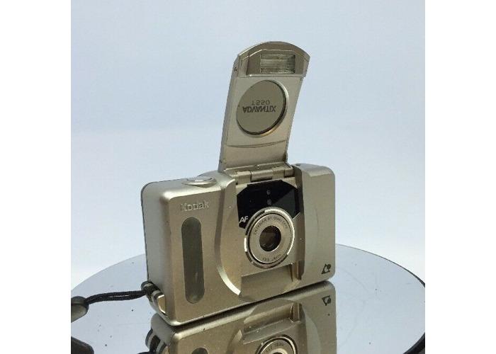Vintage KODAK ADVANTIX T550 Auto Focus APS Camera+Manual & Case Fully Working  - 1