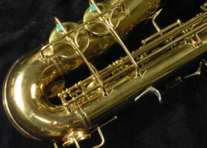 Vintage Saxophone Alto - 1