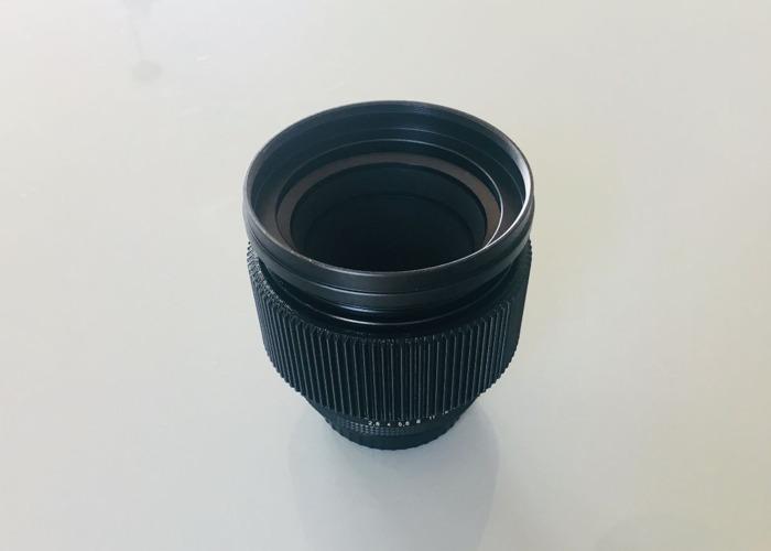 Vintage Zeiss Contax 60mm Macro EF Lens EF (Canon) mount  - 1
