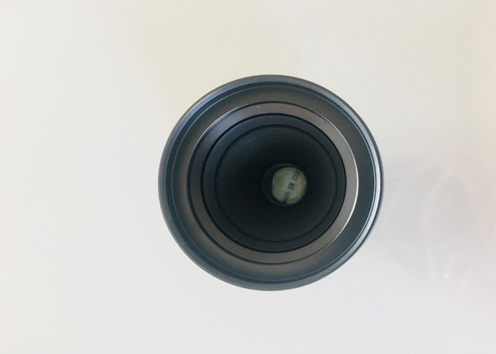 Vintage Zeiss Contax 60mm Macro EF Lens EF (Canon) mount  - 2