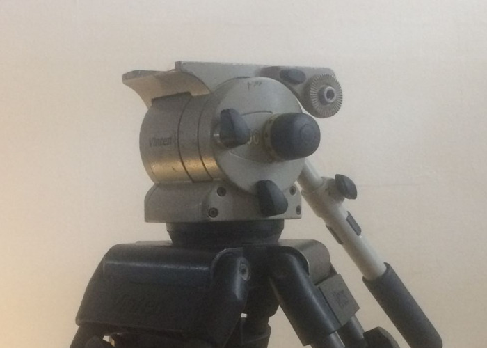 Vinten Vision 100 camera tripod - 1