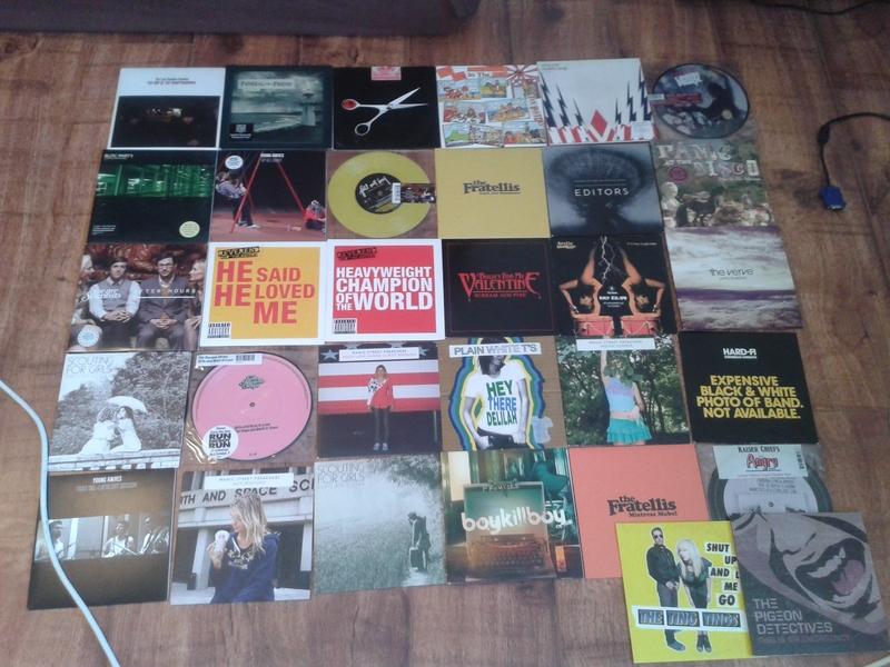 Vinyl Records - 1