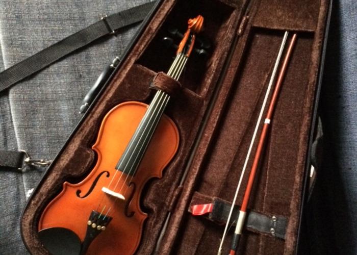 Violin 1/8 size - 1