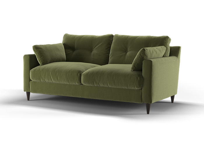 Virtue 3 Seater Sofa - Cozy Forest