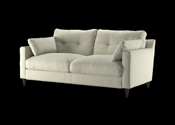 Virtue 3 Seater Sofa - Cozy Natural