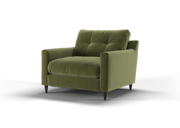 Virtue Chair - Cozy Forest