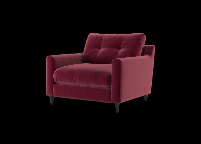 Virtue Chair - Cozy Grape