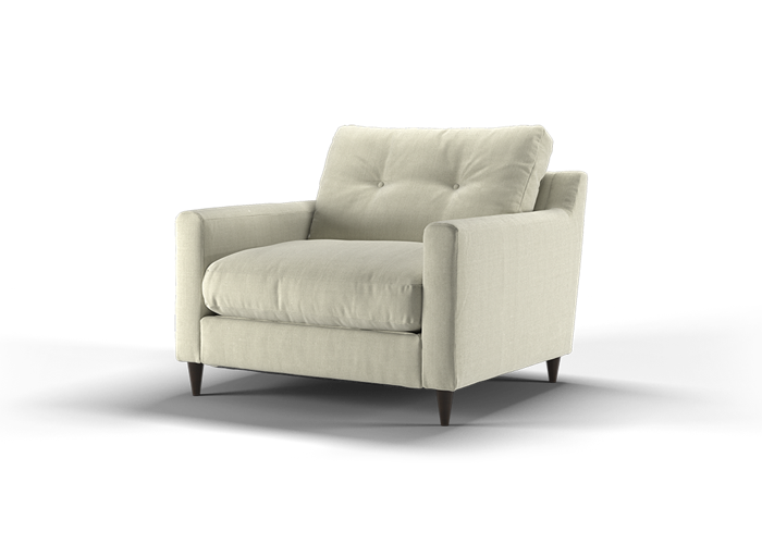 Virtue Chair - Cozy Natural