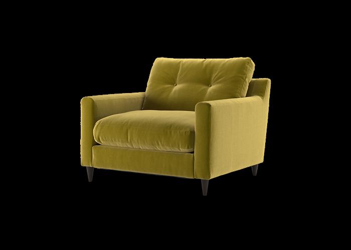 Virtue Chair - Cozy Ochre