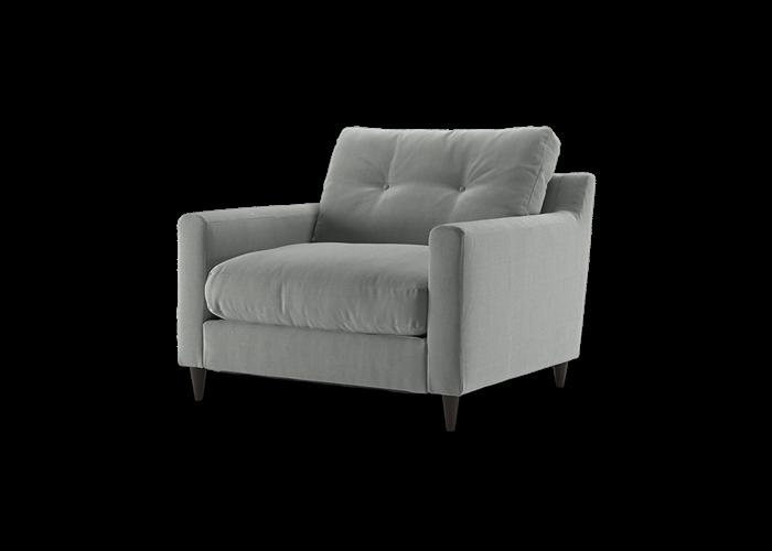 Virtue Chair - Cozy Smoke