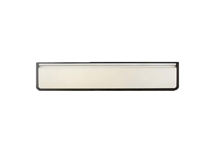 VITAL 10 Inch Letterplate - Silver  - 1