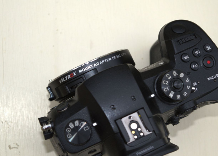 Vitrox EF-M2 Speedbooster - 2