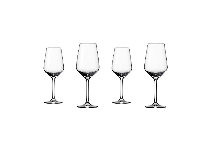 Vivo by Villeroy & Boch Group Voice Basic Glass White Wine Goblets, Set of 4 - 1