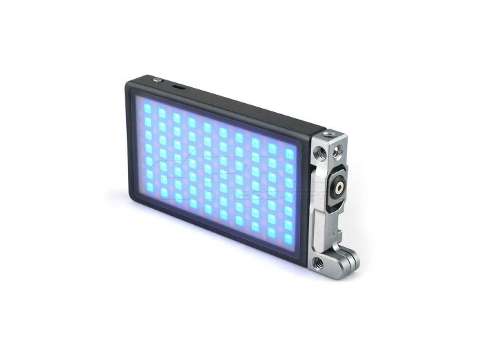 Vlogger VG-P1 Portable RGB LED Light 2500-8500K CRI 96+ - 1
