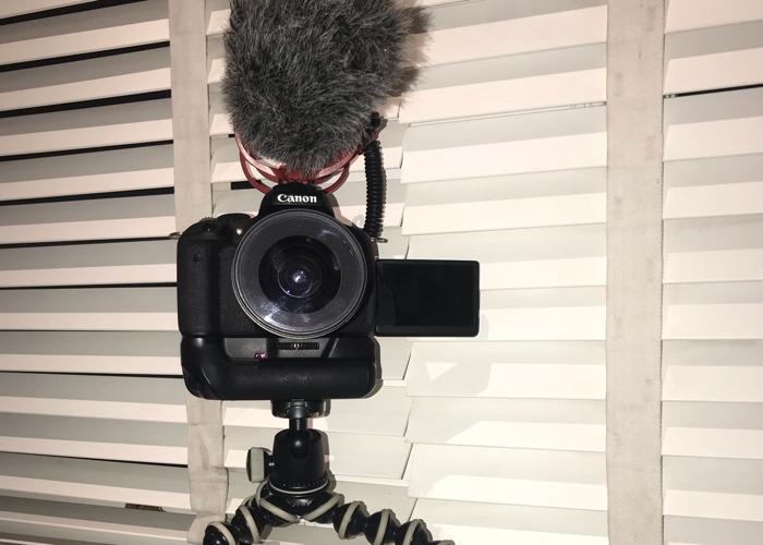 Vlogging Canon Kit  - 2