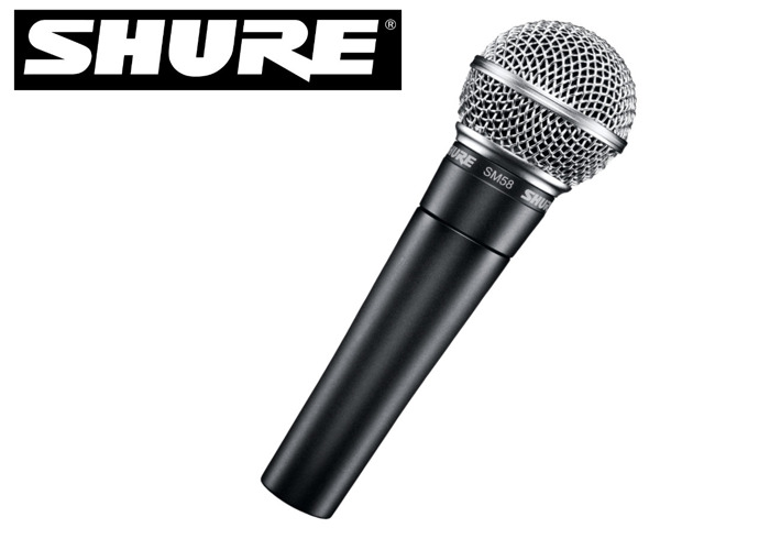 Vocal PA - Maui 28 G2 with mixer and Shure SM58 mic - 2