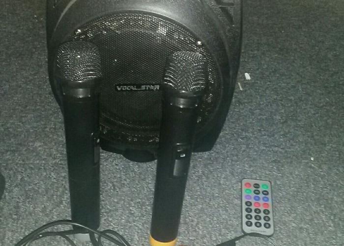 Vocal Star Karaoke Machine - 1