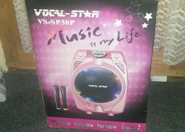 Vocal Star Karaoke Machine - 2
